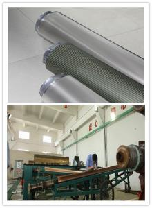 China Rotary Printing Nickle Screen For Textile Dyeing High Tough Tensile 155M on sale