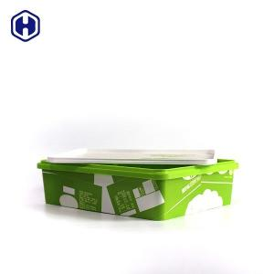 China Microwavable Storage Food IML Box 2.6 Litre Environmentally - Friendly on sale
