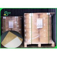 China Food grade Smooth surface 200gsm - 270gsm White Top Liner paper for packing on sale