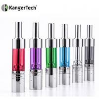 China 100% Original Kanger mini protank 3 atomizer kangertech 1.5ml dual coil pyrex glass mini protank3 clearomizer on sale