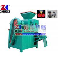 Capacity 1-30tph iron ore fines briquette machine