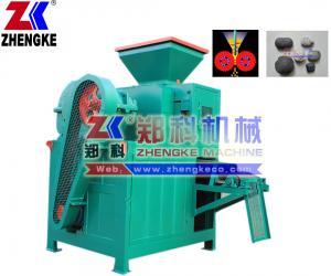 China Capacity 1-30tph iron ore fines briquette machine on sale