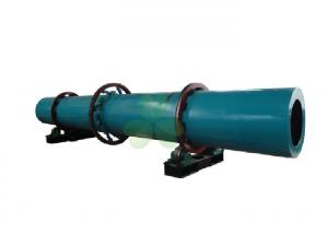 China Multifunctional Triple Pass Cement Drying Rotary Drum Dryer Machine on sale