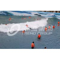 China Biggest Outdoor Water Park Wave Pool Construction Strong Power for Outdoor Aqua Park on sale