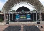 High Brightness Pixel Pitch 5.95mm P6 Outdoor Rental Led Screen In Korea