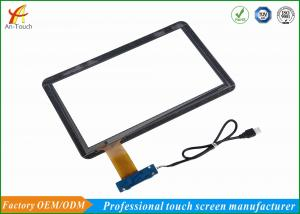 China Free Driver USB Game Touch Screen Panel 14 Inch 86% Min Transmittance For Game Machine on sale