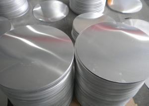 China A3004 H14 /A1100 O Temper Aluminium Discs Circles Smooth Surface For Pot on sale