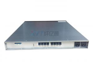 China Active Rack Servers type CWDM DWDM mux demux  Include SFP to SFP Converter, Patch cord Insert Directly on sale
