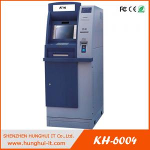 China Self-service Foreign Currency Exchange with GRG Cash dispenser on sale