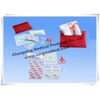 China Outdoor Emergency First Aid Kits Nylon / EVA Medical Mini Bag Pocket on sale