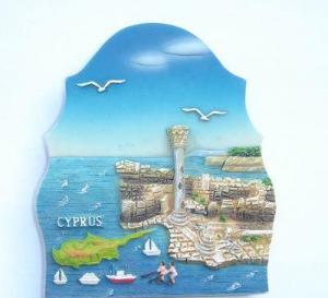 China Resin Fridge Magnet, Polyresin Refrigerator Magnet on sale