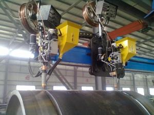 China High Effective Weld Manipulator Hydraulic Bending Machine DC1000 Power on sale
