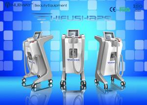 China Unbelievable treatment results! Latest HIFUSHAPE ultrashape fat slim hifu laser on sale