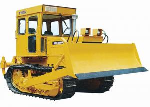 China 100HP Power Crawler Bulldozer T100G ,  Multi Disk Turning Clutch Small Dozer Vehicle on sale