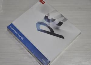China Adobe Photoshop CS Software Adobe Graphic PhotoShop CS5 Full Retail Box Software For Windows on sale
