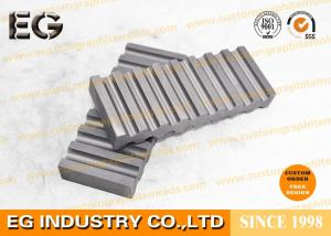 China Density 1.82g/cm3 Custom Graphite Ingot Molds Inside Coating For Die Casting Sintering supplier