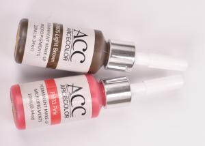 China Fine Soft Liquid Cosmetic Tattoo Pigments Pure Cream  For Lip on sale