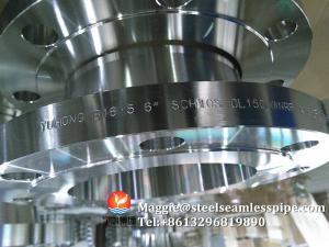 China Stainless Steel Flange ASTM A182 F304 F316L F51 F53 F55 FF RF RTJ SERIES A SERIES B CLASS150#~2500# on sale