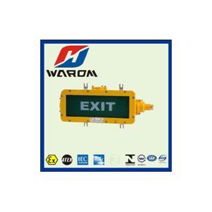China Lampe DIRIGÉE PAR les montages de certificat de CU-TR ATEX IECEx de lumière anti-déflagrante de haute qualité de sortie de secours on sale