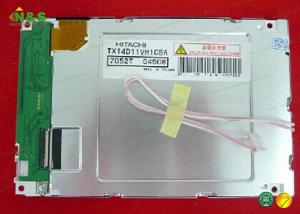 China Normally White 5.7 Hitachi LCD Panel TX14D11VM1CAA For Advertising Application on sale