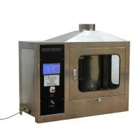 Building Material Flammability Test Furnace with Touch Screen Control