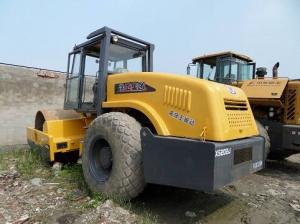 China used road roller XCMG XS202J 20TON compactor heavy equipment suppliers on sale