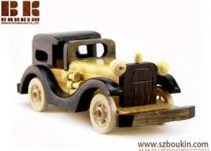 China wooden car toy  wooden car toy plans small smart portable wood car for kids on sale