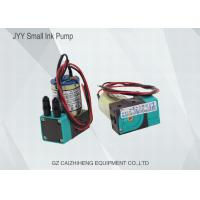 JYY DC 24V 3W Small Ink Pump Liquid / Air Pump For Inkjet Solvent Printer