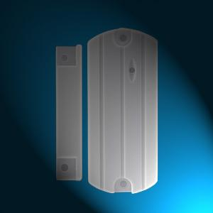 China Wireless Smart Door and Window Sensor with Low Power LED Indicator on sale