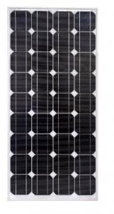 China Unique Custom Solar Panels 140W Renewable Energy Strong Weather Resistance on sale