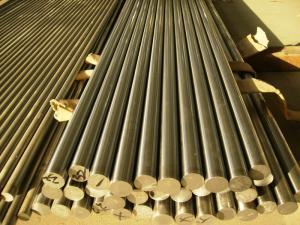 China 42CrMo4, 40Cr Induction Hardened Rod, Chrome Plated Pneumatic Cylinder Piston Rod on sale