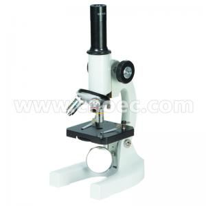 China 400x Monocular Biological Microscope With Electric Light A11.1101 on sale
