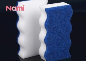 China Nami New Style Magic Eraser Sponge , Magic Eraser Cleaning Pads Eco - Friendly on sale