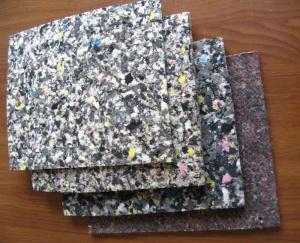 Quality PU foam carpet padding for carpet installation for sale