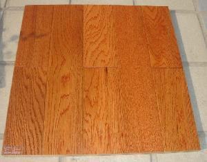 China Wooden Flooring (Oak Butterscotch) on sale