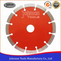 150 mm Diamond Cutting Disc For Cutting Granite Slabs / Granite Countertop Cutting