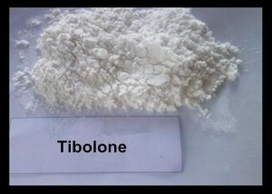 China Tibolone 5630-53-5 White Powder Of Synergistic Drug Livial For Female Menopausal Syndrome on sale