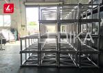 Bolt Aluminum Lighting Truss with Spigot Type For Exhibition Concert Event