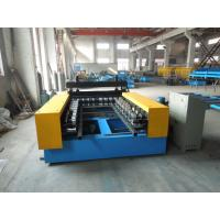 Hydraulic Cutting 380 Voltage Door Frame Making Machine , Cold Roll Forming Equipment