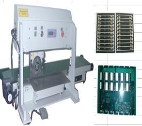 China PCB Electrostatic Separator V Groove Cutting Machine 521x1200x410 mm on sale