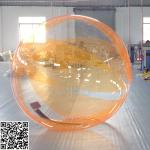 China Multi Color Commercial Inflatable Balls Customized Size For Water Amusement Park wholesale