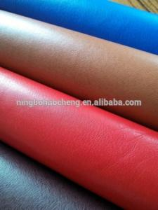 China High Quality Microfiber Leather Fabric for Shoe on sale