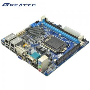 China High Speed Intel B85 Chipset Motherboard2 LAN Ports Support I3/I5/I7 Processor on sale