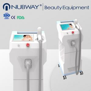 China 20 millions shots Vertical  pain free 808 diode laser hair removal machine on sale