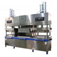 Vaisselle de moulagejetable de machines de pulpe de papier faisant la machine 700~7000pcs/H