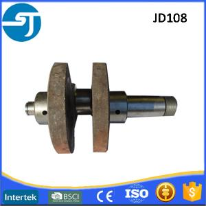 China Jiangdong JD108 JD118 marine diesel engine parts Alloy steel engine crankshaft manufacturers on sale