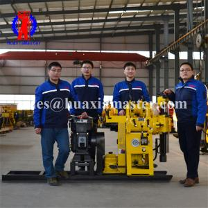 China Strong rigidity and large torque transmission core borer price favorable rope boring machine on sale