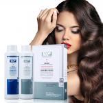 MSDS Hair Waving Lotion Hair Ceramic Perm Fashion Elastic Curly Hair 1L PET Bottle