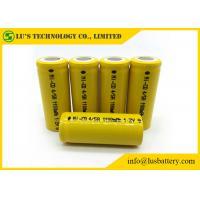 China NICD 4/5A 1100mah 1/2V Nickel Cadmium Battery For Pocket Flashlights on sale