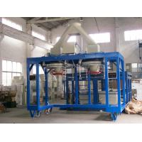 China Dual Line FIBC Bulk Bag Filling Machine , Jumbo Bag Bagging Scale on sale
